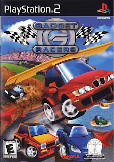 Free Download Games Gadget Racers ps2 iso untuk komputer full version zgaspc