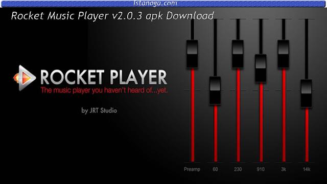 Rocket Music Player v2.0.3 apk Download