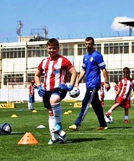 DK Olympiacos Academy Development