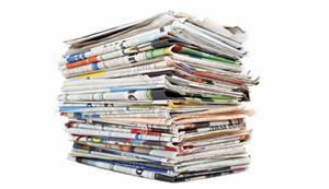 Bahaya Kertas Koran untuk Membungkus Makanan