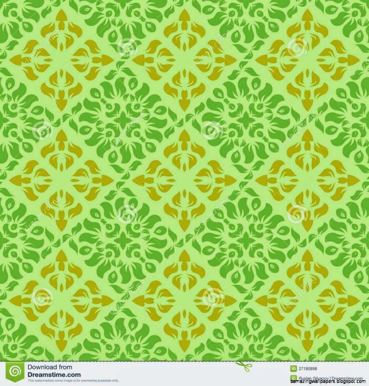 Patterned Grasscloth Wallpaper: Yellow Flower Print Wallpaper