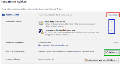 Bahaya Access Token Terhadap Akun Facebook Anda | blog.cyber4rt.com