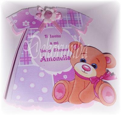 invitaciones para t de canastilla tarjetas para baby hd