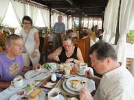 Ontbijt Cartagena.