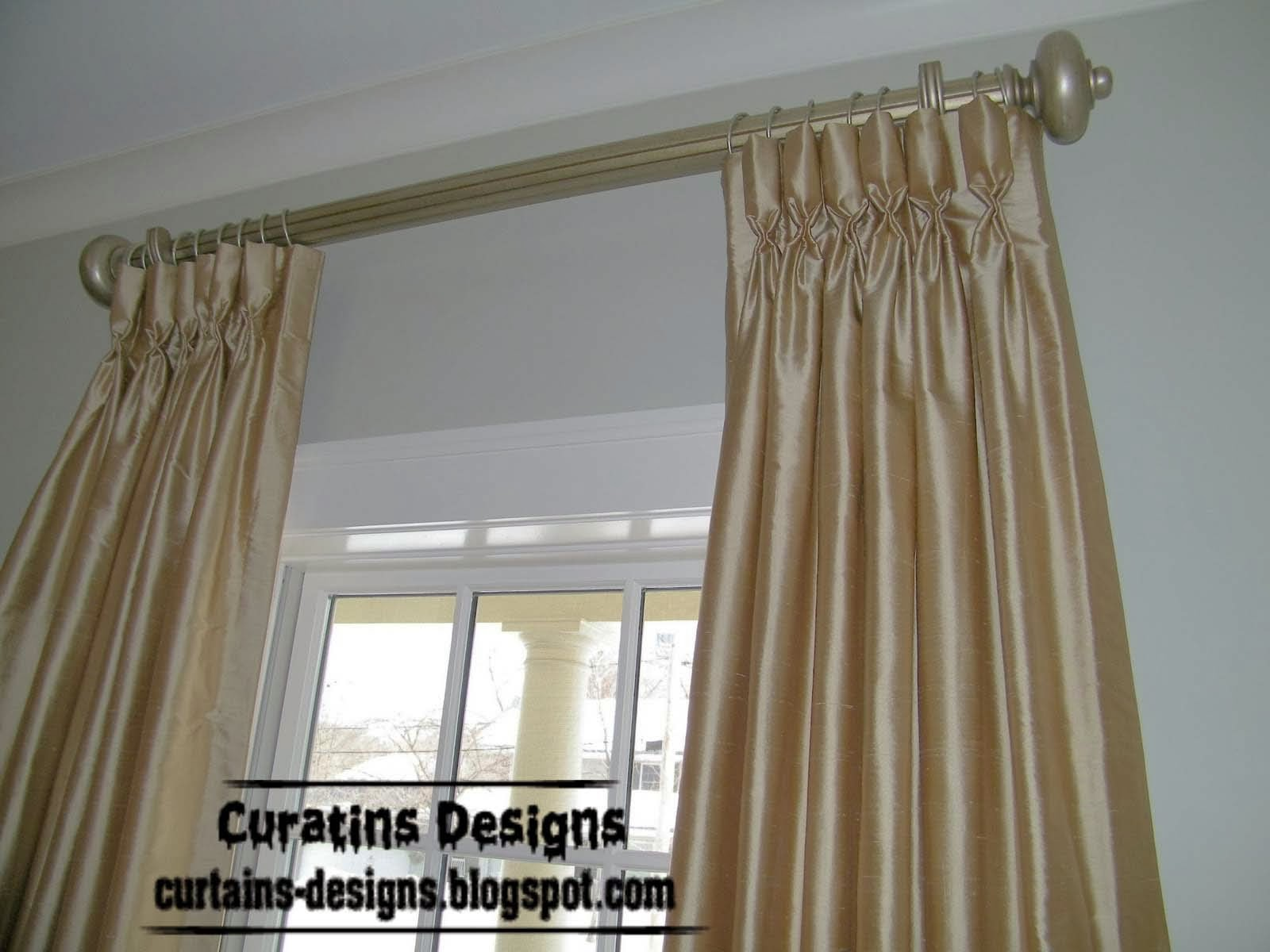 Pinch Pleated Drapes And Curtains 2014