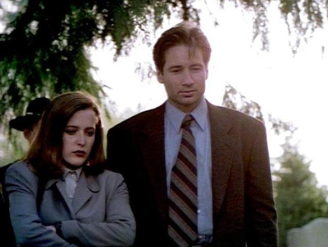 X-Files Pilot episode