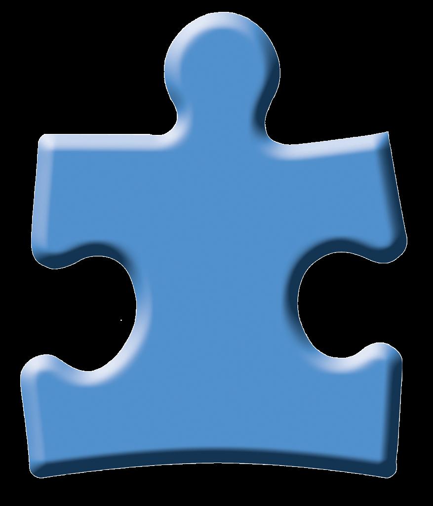 Not A Puzzle Piece: The Puzzle Piece