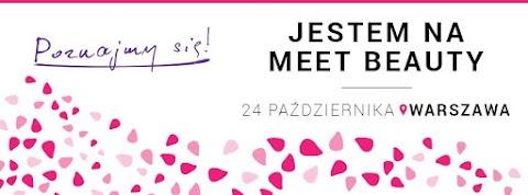 Relacja z konferencji Meet Beauty- Warszawa 24 Października 2015