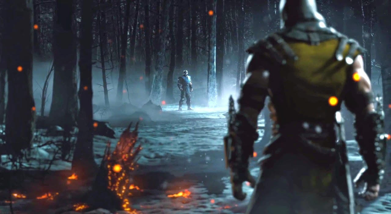 download game mortal kombat x pc single link