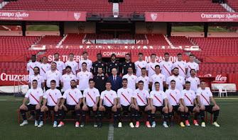 Plantilla Sevilla Atlético 2017-2018