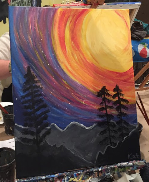 Painting is Fun