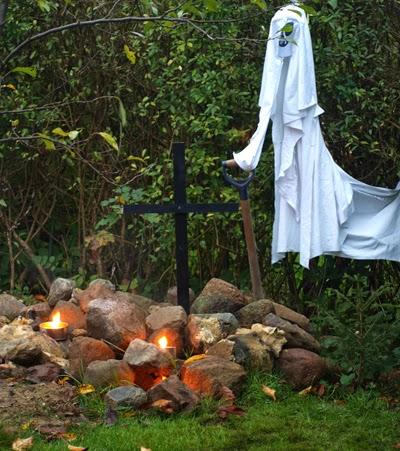 Ideer til halloween udendørs