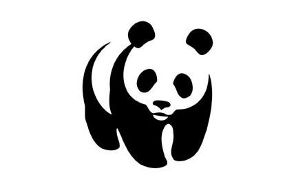 logo design negative space
