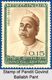 Pandit Govind Ballabh Pant
