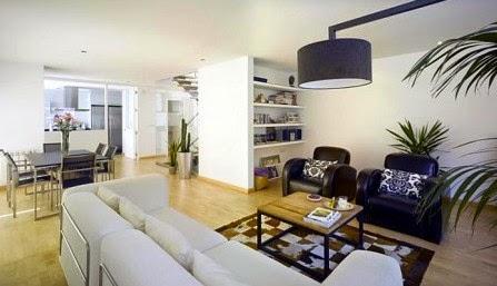 Desain Interior Ruang Tamu Minimalis yang Multifungsi