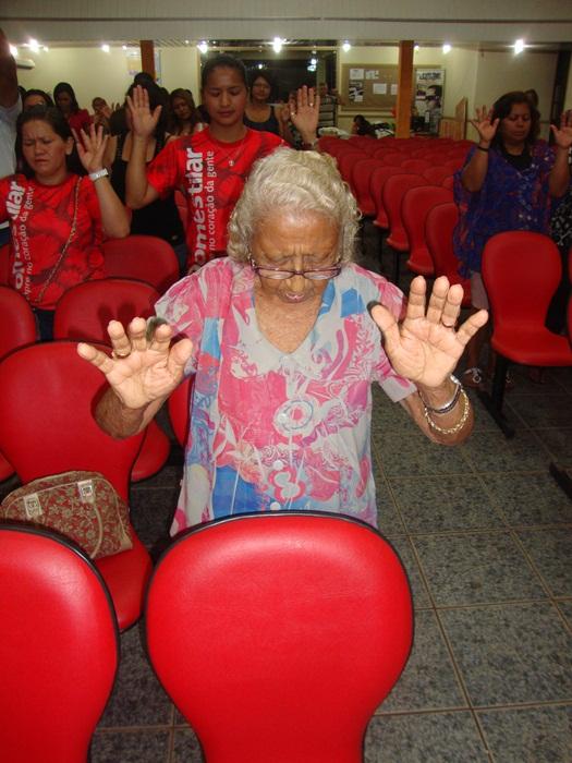 CAMPANHA MUNDIAL DE ORAÇÃO 2011 em Macapa (AP).