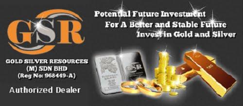 Golden Gold : teknik pelaburan emas