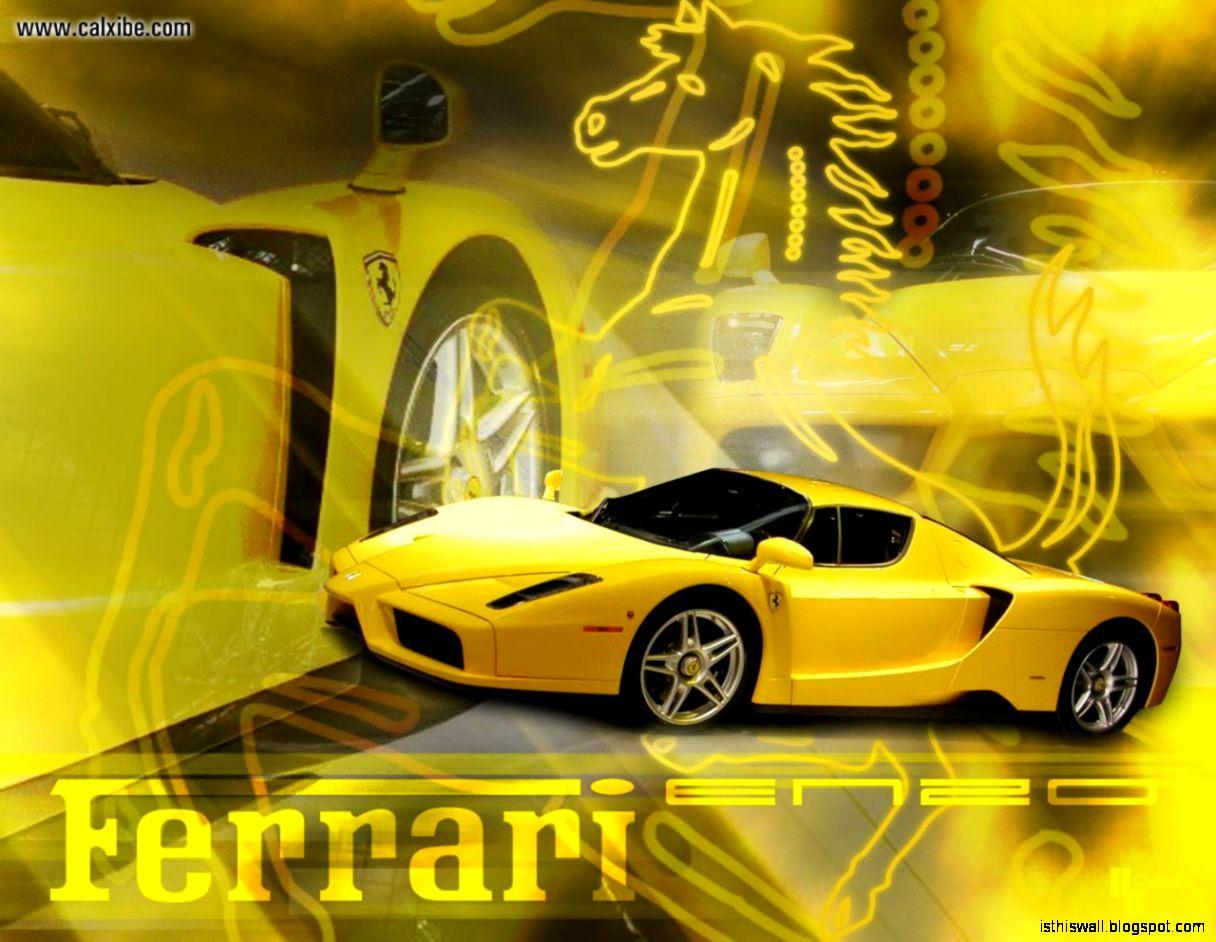 Cars Ferrari Enzo picture nr 10598