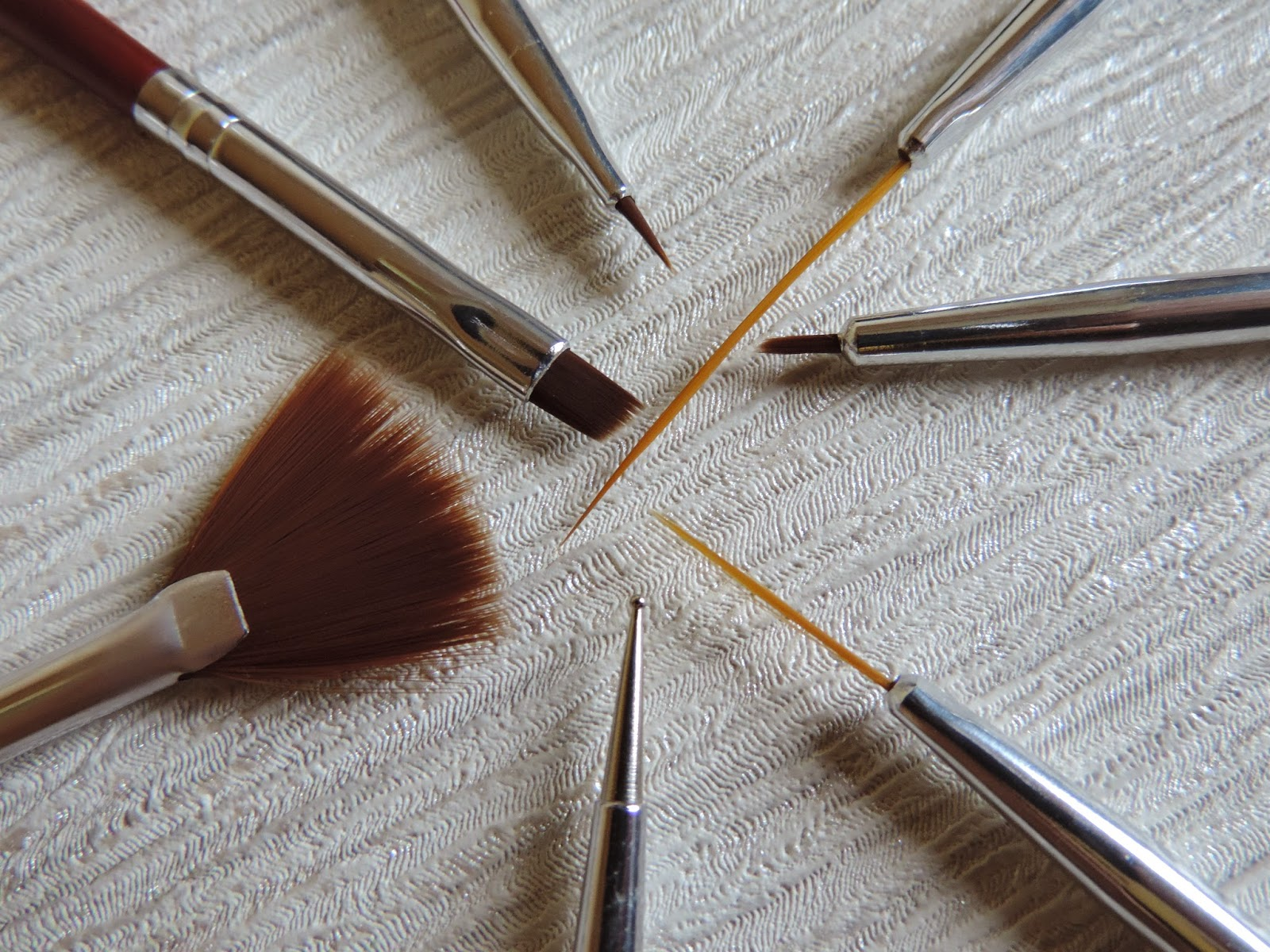 Born Pretty Nail Brush Set Review