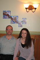 Chris & I at Celebrations Gallery, Pomfret CT