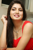 Priyadarshini Glam Pics in Red at Dillunnodu audio-thumbnail-5