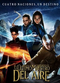 El Ultumo Maestro Del Aire HD