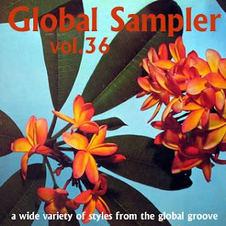 Cover Album of Global Sampler vol. 36 - Various Artists