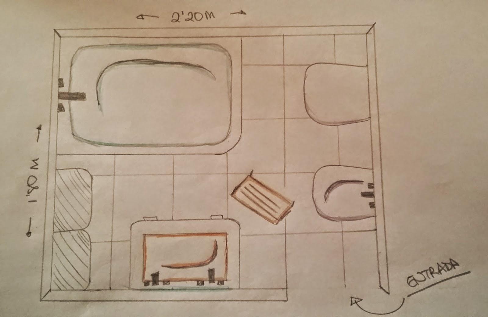Observa y decora ba os de 4 metros cuadrados para todo - Bano 3 metros cuadrados ...