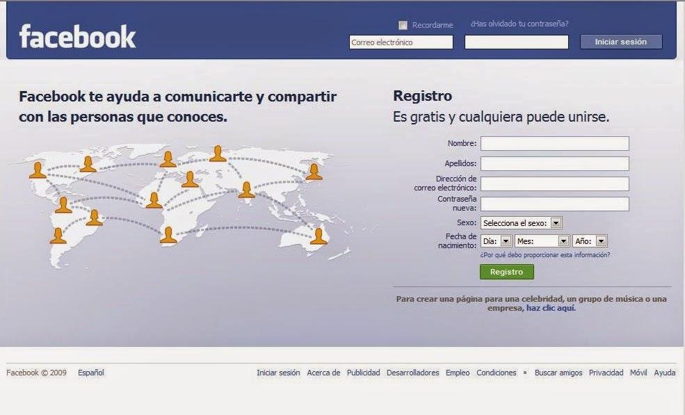 M entrar mi en facebook cuenta en español Facebook Entrar
