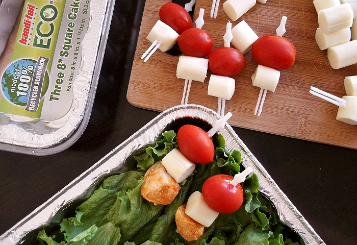 Buffalo Chicken Skewers Game Day Recipes With Handi-Foil