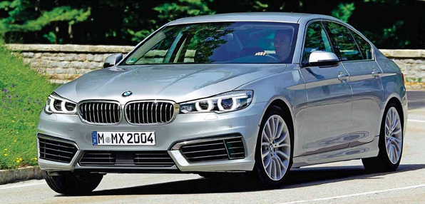 2016 BMW 5-Series Changes Price Review Redesign