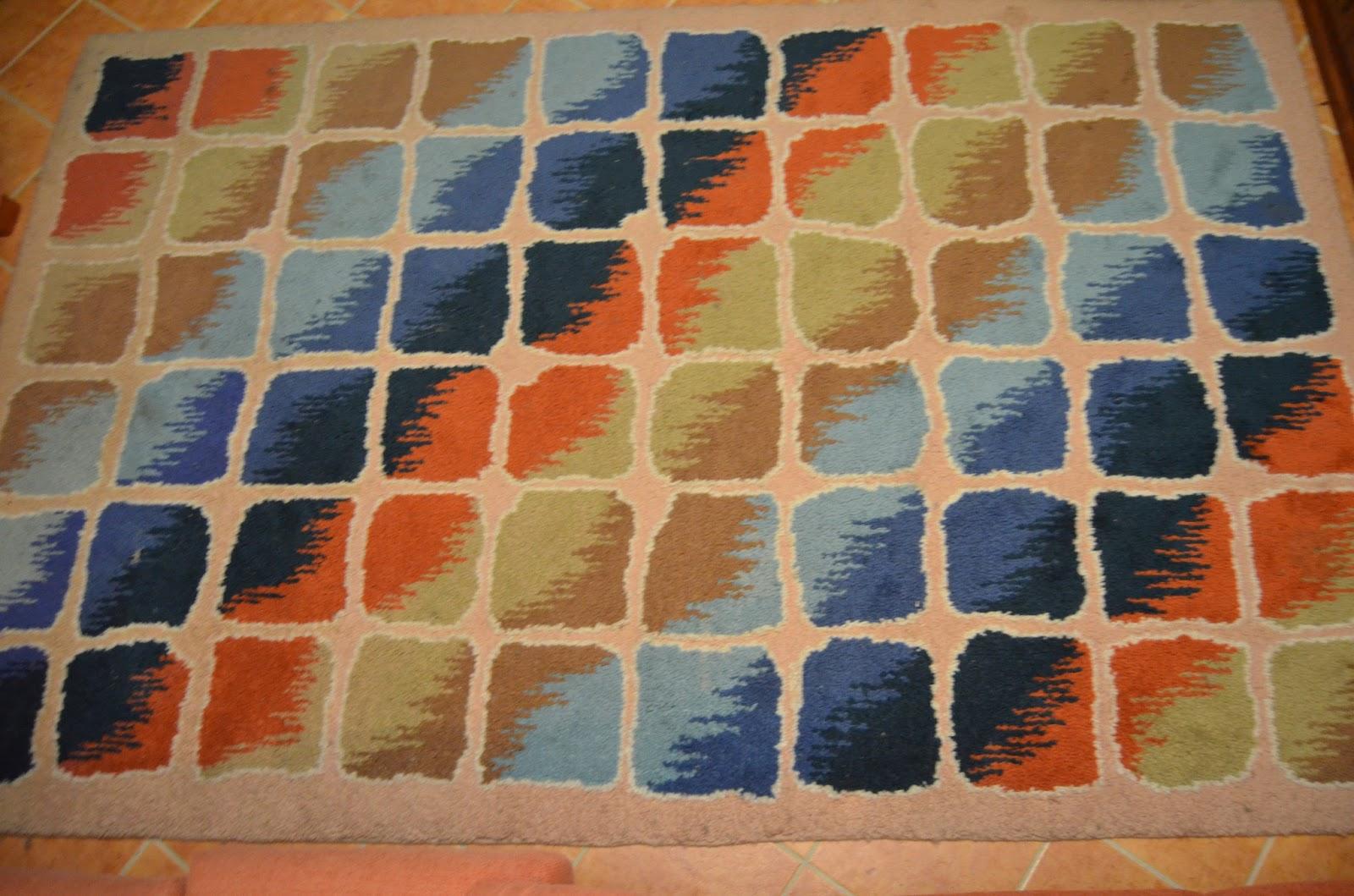 Alfombras Y Tapices Alfombras Cuadros De Colores