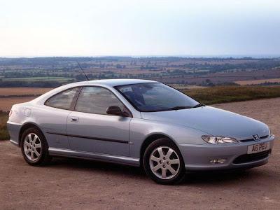 Peugeot Populaire Franais Dautomobiles 2001 Peugeot 406 Coupe