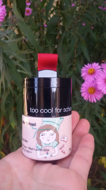 Тональная основа too cool for school After School BB Foundation Lunch Box SPF 37 PA++