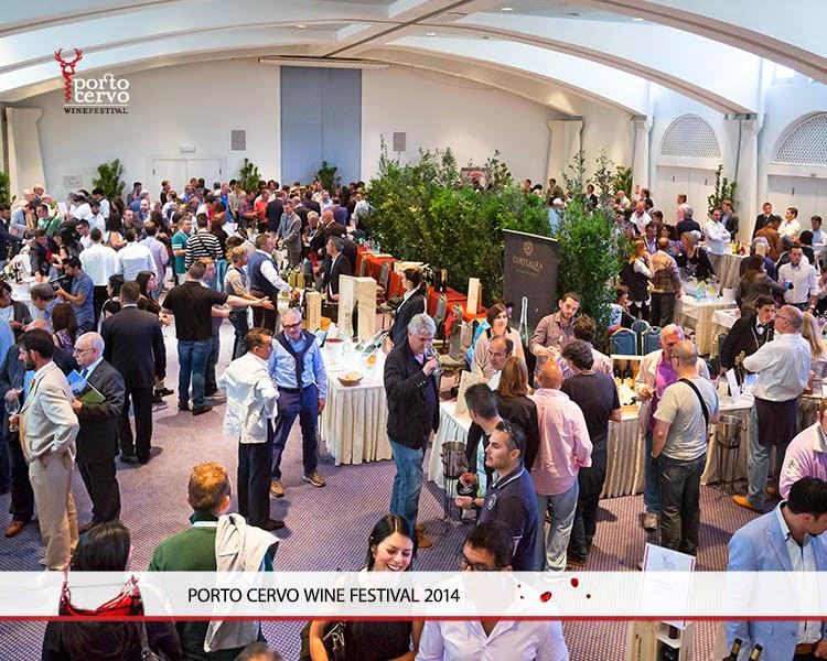 Porto Cervo Wine Festival 2014