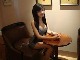 Koleksi Foto Hot Elly Tran Model asal Vietname