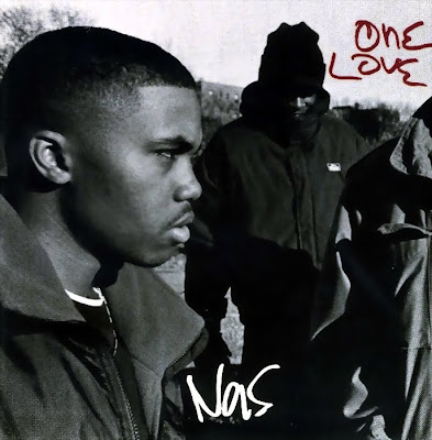 Nas - One Love (Clean)-(Promo_CDS)-1994
