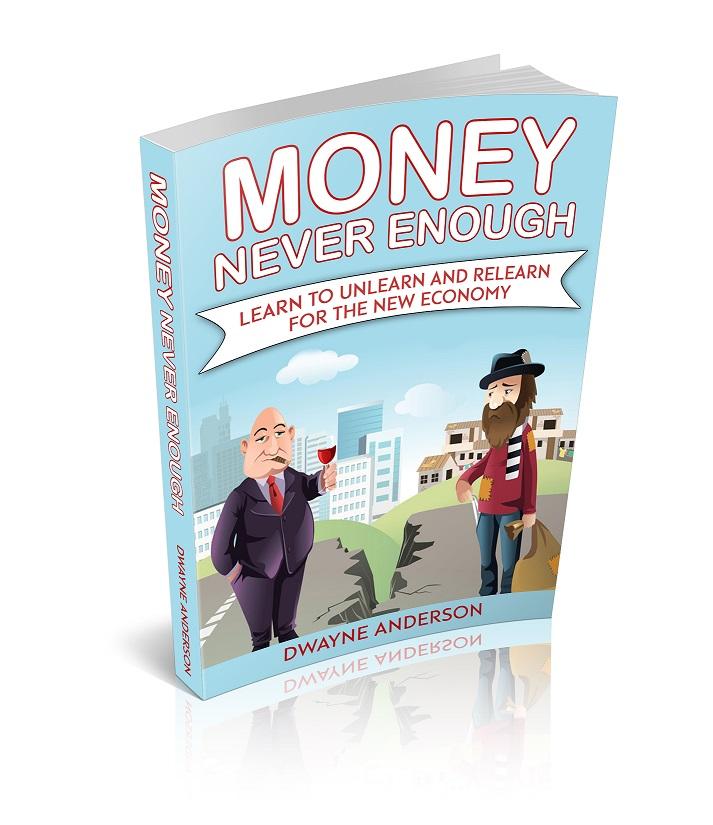 Money #Never Enough