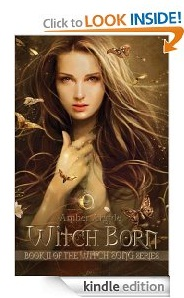 Free eBook Feature: Witch Born by Amber Argyle