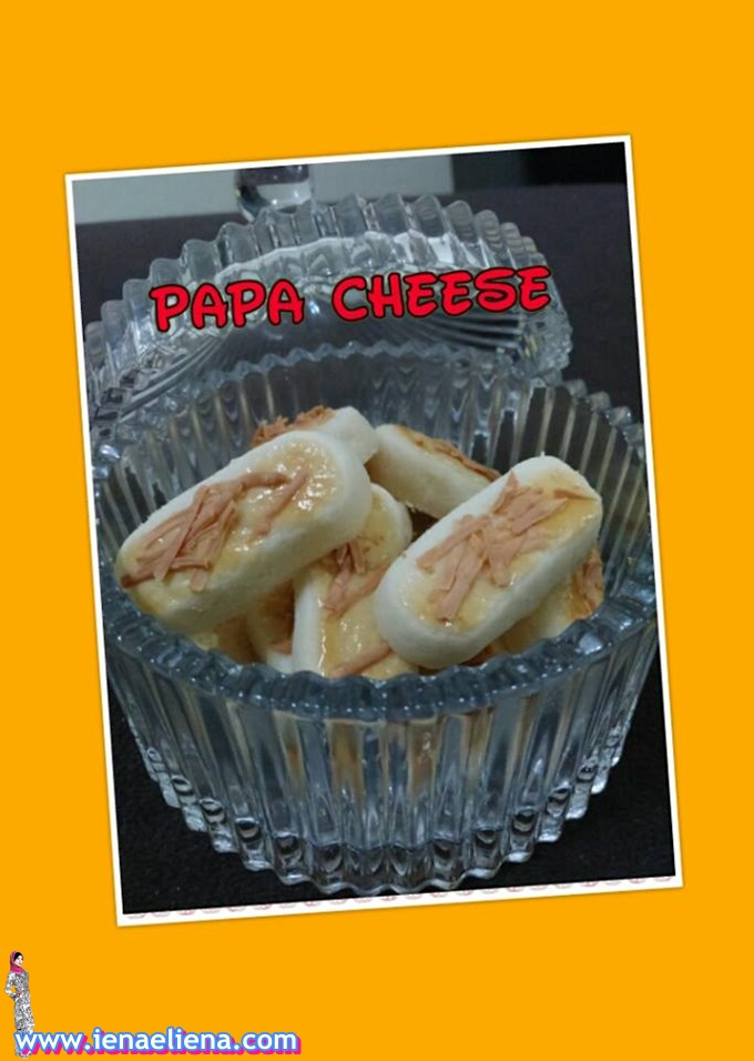 Homemade Biskut Papa Cheese