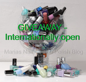 Marias Nail Art Giveaway