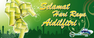 Hari Raya Greetings BOT