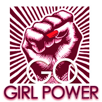 go girl power propaganda