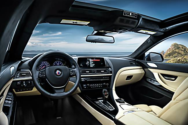 2016 BMW ALPINA B6 xDrive Gran Coupe