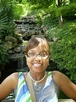 The lady behind the blog
