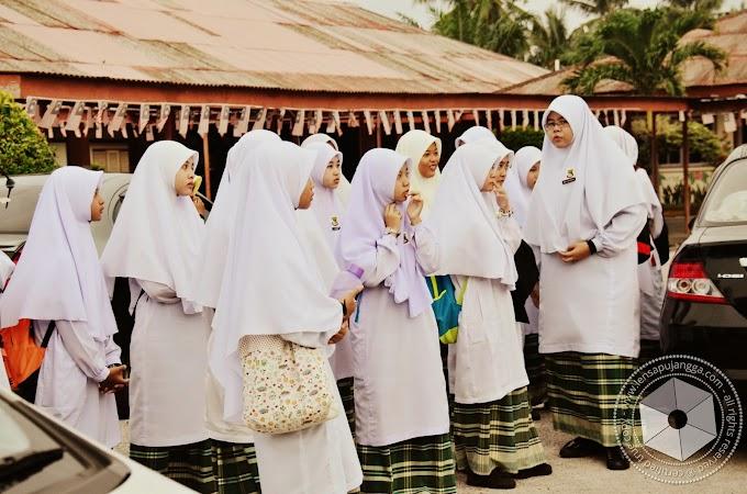 Kemahiran Amal Islami Zon 1 2014