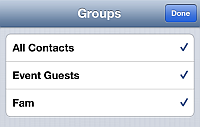 delete iphone contact groups