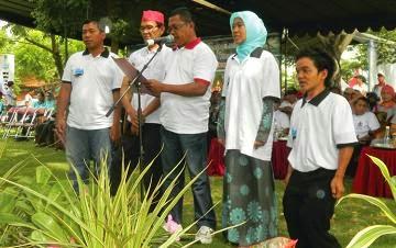 Penyandang Cacat Peduli Lingkungan Kota Probolinggo (PECEL KOPROL)