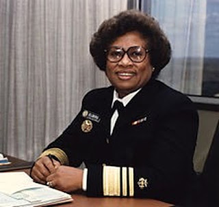 Former Surgeon General Joycelyn Elders