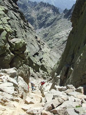 escale de l'Almanzor